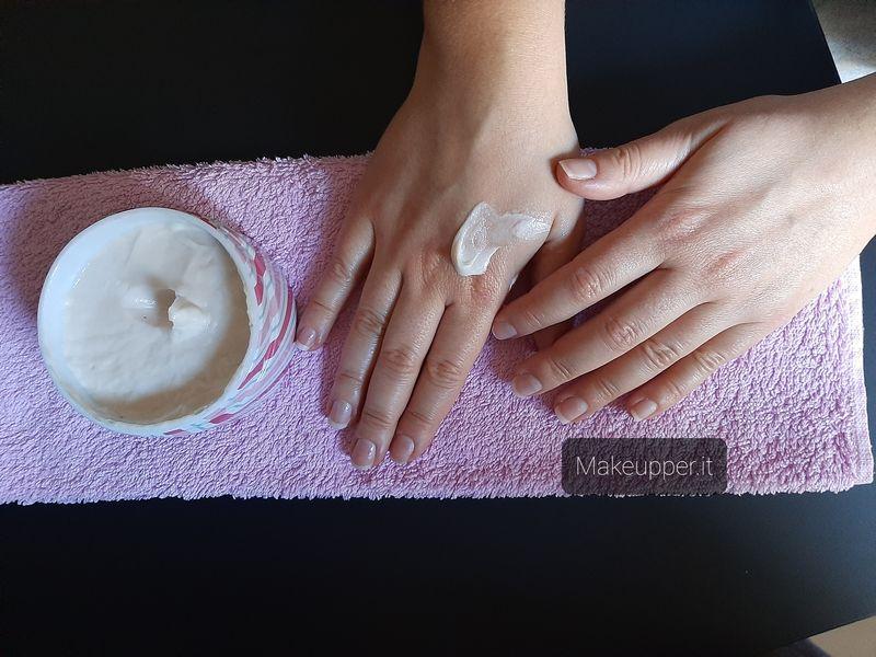manicure professionale tutti i passaggi - crema idratante -makeupper