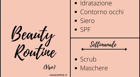 Ogni Quanto Beauty Routine Viso Quotidiana Settimanale E Mensile